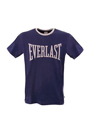Everlast 1-er bis 5-er Set Herren T-Shirt Baumwolle Rundhals Kurzarm Sportshirt Funktionsshirt