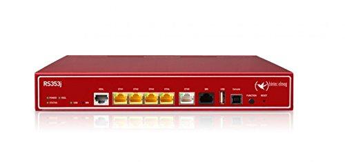 bintec RS353j VPN-router met VDSL2 (Opt.) /ADSL2+ en ISDN