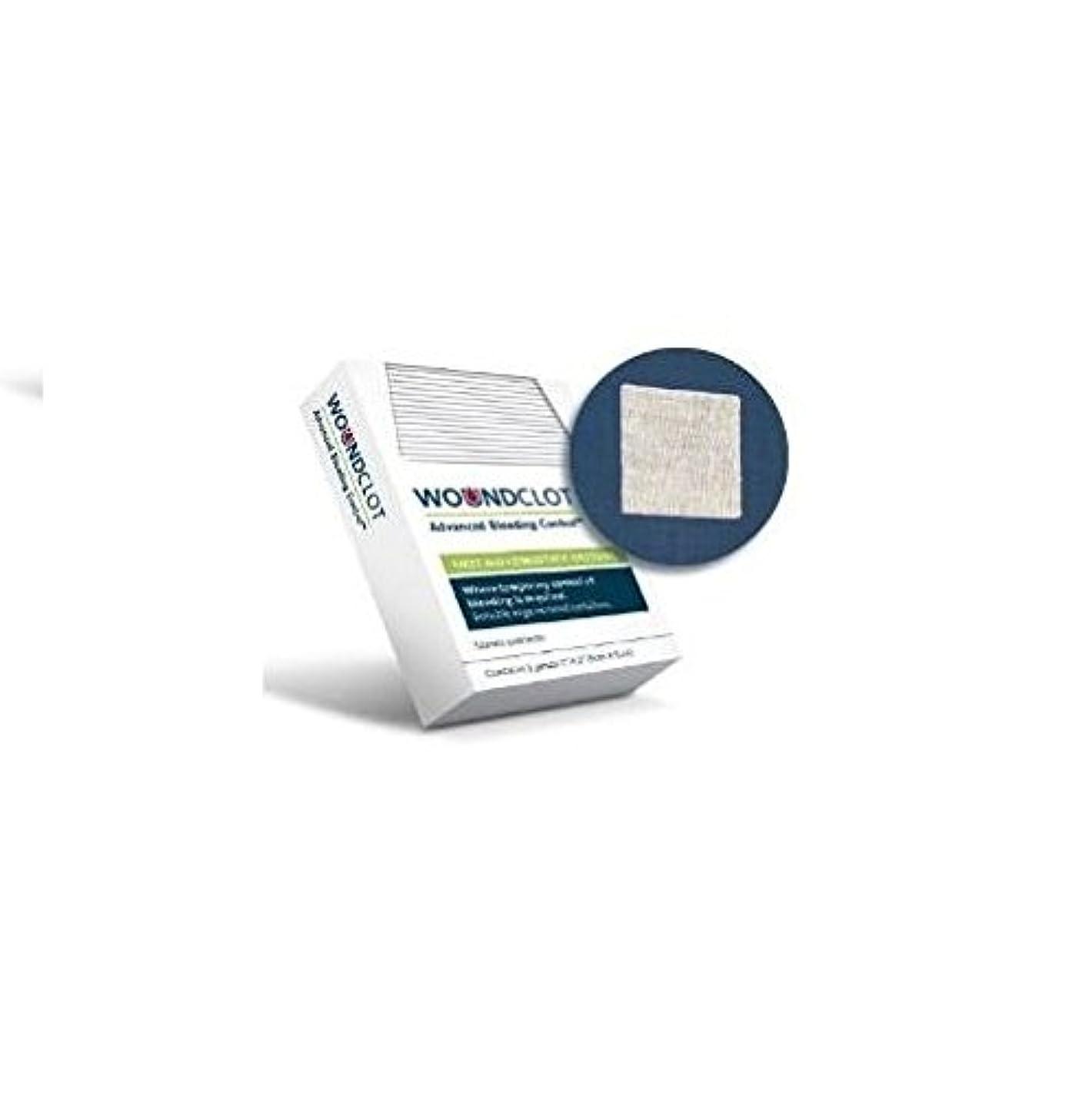 水溶性止血ガーゼ – 上級出血コントロール (5cmX10cm)