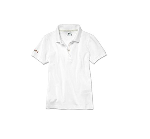 Originele BMW dames poloshirt wit poloshirt BMW collectie 2018/2020 - maat XL