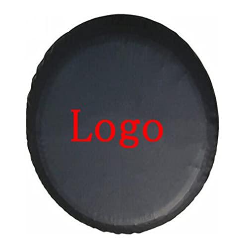 Sun Can 1 unids Coche 14 '15' 16 '17 '' Pulgada PVC de servicio pesado de cuero de recambio de cuero de la cubierta de la cubierta del protector de la bolsa de la bolsa de la bolsa para suzuki logo Au