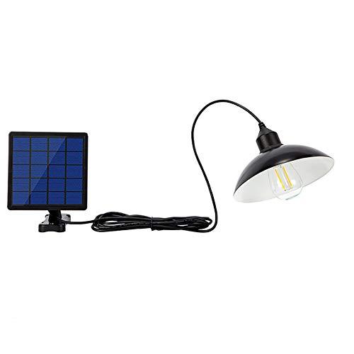 YWJPJ. Luz Solar de jardín, lámpara de Pared Solar Impermeable para la iluminación del árbol de la Calle, protección Ambiental y Ahorro de energía, Luces de Pared IP65 LED, para Patio de jardín