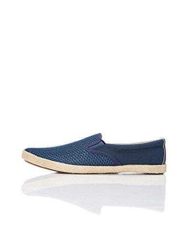 find. Zapatos de Ante Hombre, Azul (Navy), 40 EU