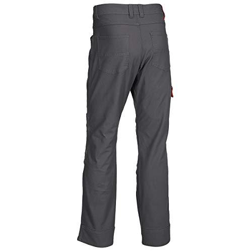 Eastern Mountain Sports Men's Fencemender Rebar Pant Asphalt 32/32