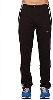 VIMAL Jonney Men's Cotton Trackpant (D5BLACKXL01)-D5BLACKXL01