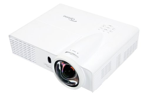 Optoma X305ST XGA 3000 Lumen Full 3D DLP Short Throw Projector with...