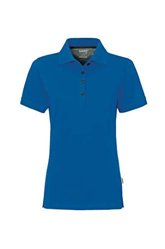 Women-Poloshirt Cotton-Tec, HK214-royal, 3XL