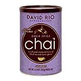 David Rio Sugar Free Orca Spice Chai Tea Mix - 11.9 oz. Canister-CASE OF 6 CANS