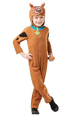 Rubies - Disfraz unisex de Scooby-Doo para niños, talla M (5-6 años)