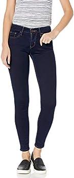 Levi's Women's 710 Super Skinny Jeans (Dusk Rinse) (various sizes)