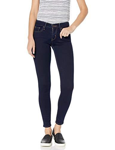 Levi's Damen s710 superenge jeans jeans (us 0) kleine dusk rinse