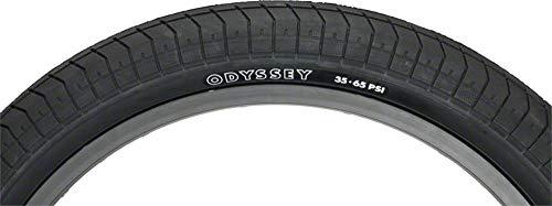 Odyssey BMX Path Pro 65 psi Pneu BMX Noir 2,40\