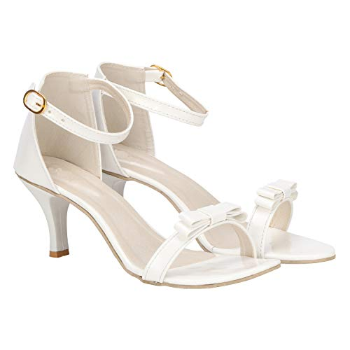 Cortica London Women And Girls Casual And Formal And Partywear Cone Heel Sandal