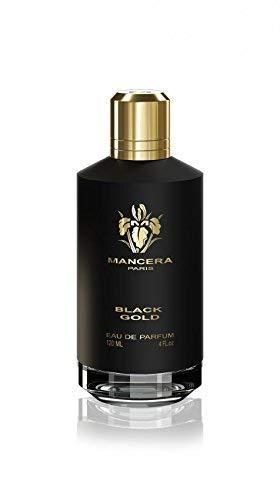 100% Authentic MANCERA Black Gold Eau de Perfume 120ml Made in France + 2 Mancera Samples + 30ml Skincare