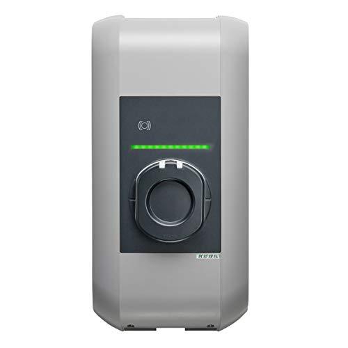 KEBA - Borne de Recharge P30 98137 b-Series - 2,3 à 22kW - 5 RFID - Wallbox - KEBA-98137