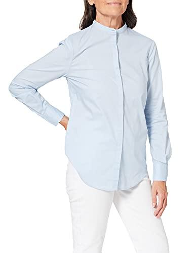 BOSS C_Befelize_18 Blusas, Light/Pastel Blue450, 42 para Mujer