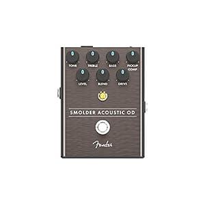Fender Smolder Acoustic – Overdrive