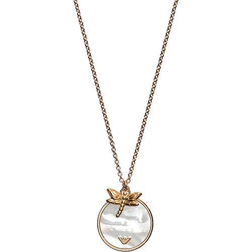 Emporio Armani EG3371221 Damen Collier SENTIMENTAL Sterling-Silber 925 44 cm