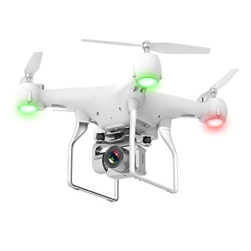 GPS-Drone 5G Wifi FPV-Drone Met 4K 1080P HD-Camera Aan De Voorkant, RC Quadcopter Optische Stroompositionering, Volg Mij, Gebaarfoto's/Video,White