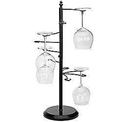 Freestanding Table Top Stemware Rack – MyGift Store