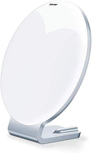 Beurer Tageslichtlampe TL 50 Lichttherapie, weiß