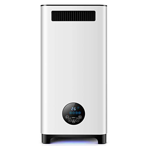 Aidasone Elektrische kachel, verwarming met thermostaat, convectieverwarming, radiatoren, 3 warmtestanden, vorstbewakingsfunctie, oververhittingsbeveiliging, snelverwarming, energiebesparend, stil