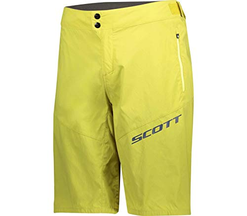 Scott Endurance Fahrrad Short Hose kurz gelb 2020: Größe: L (50/52)