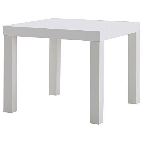 IKEA(イケア) LACK ホワイト 00193664 サイドテーブル、ホワイト