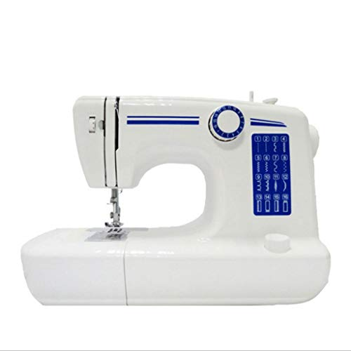 Great Price! piaoling Portable Home Multi-Function Electric Sewing Machine Portable Electric Sewing ...