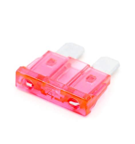 Heschen Standard Flachsicherung ATC-4 Auto sortiert PKW LKW 4A pink 25 Stück