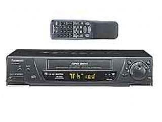 Panasonic NV-HD 685 4 - Reproductor de vídeo VHS