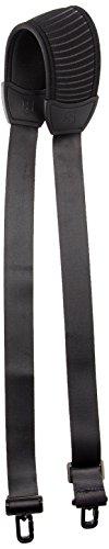 Victorinox Comfort Fit Shoulder Strap, Black/Black Logo, One Size