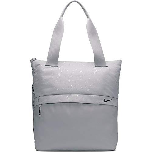 Nike W Nk Radiate Tote-AOP Ho19 Tasche, Damen, Atmosphere Grey/Atmosphere Grey/Black, One Size