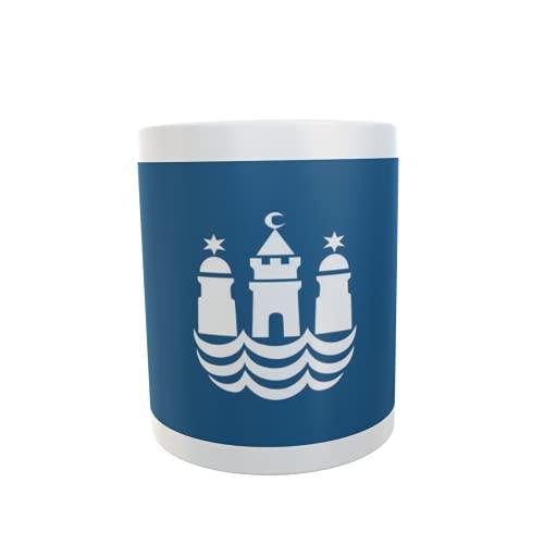 U24 Tasse Kaffeebecher Mug Cup Flagge Kopenhagen