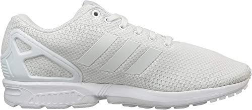adidasZX Flux - Zapatillas de Running Hombre, Color Blanco, Talla 38 2/3 EU
