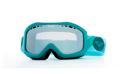 Roxy Damen Snowboardbrille Sunset, green, RGSS01GRN16T-TU