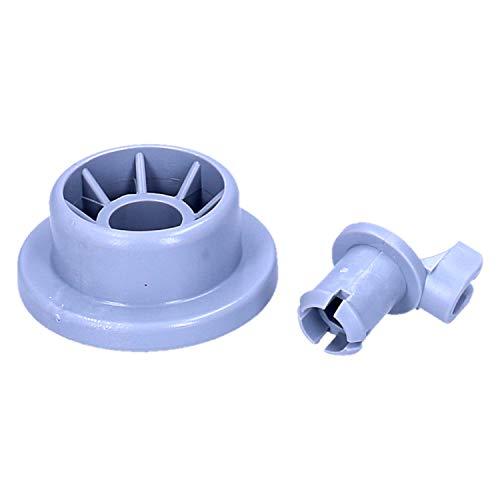1x Korbrolle Spülmaschine Geschirrspüler Unterkorb Bosch SGI58M05EU/47
