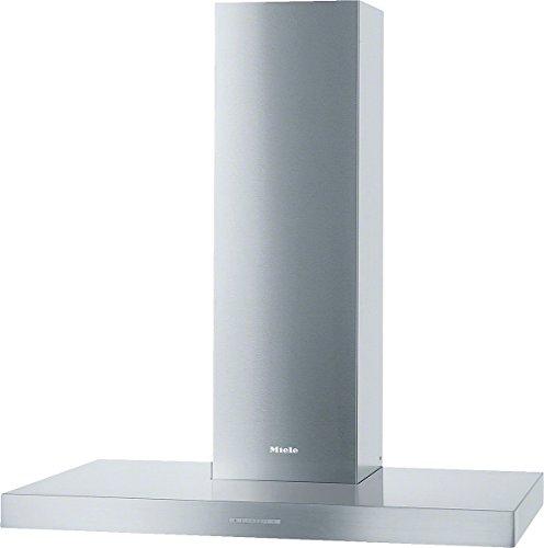 Miele PUR97W  Wandhaube / 89,8 cm / Leistungsstark - 640 m³/h in der Intensivstufe, edelstahl