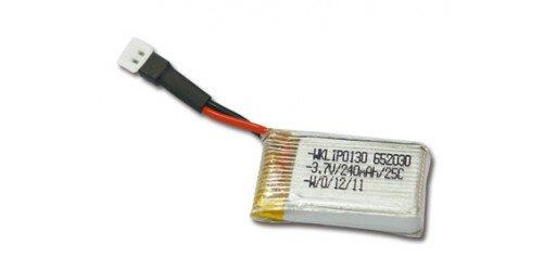 LiPo Akku 3,7 V 240 mAh Mini/