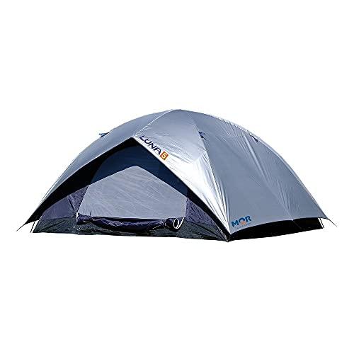 Barraca 5 Pessoas Luna Mor Iglu Com Cobertura Facil de Montar Camping