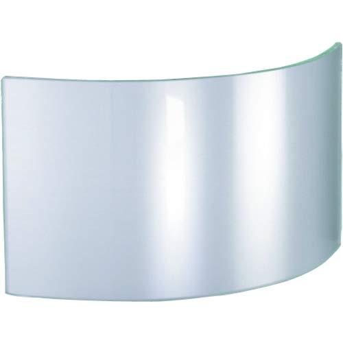 JUTEC 耐熱保護服 フード フリーサイズ用 ガラスバイザー クリア HWS1022KLAR