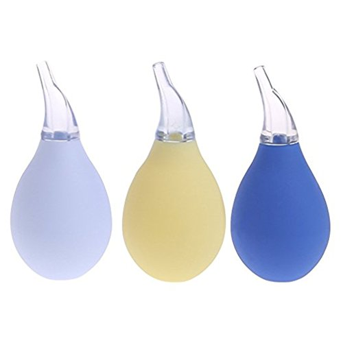 3pcs Premium Nasal Aspirator for Baby Profesional