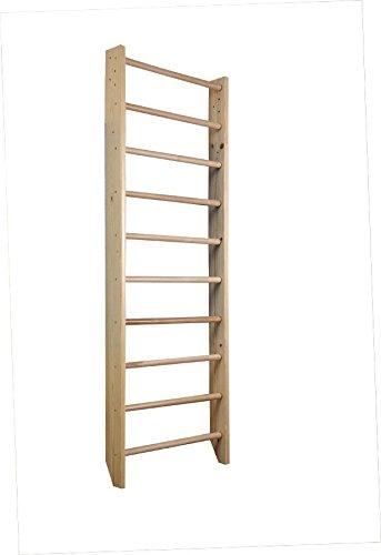Pared de Escalada Espaldera Turn pared niños Deporte dispositivo Espaldera spaliere Arra mpicata Senderismo 220x 80