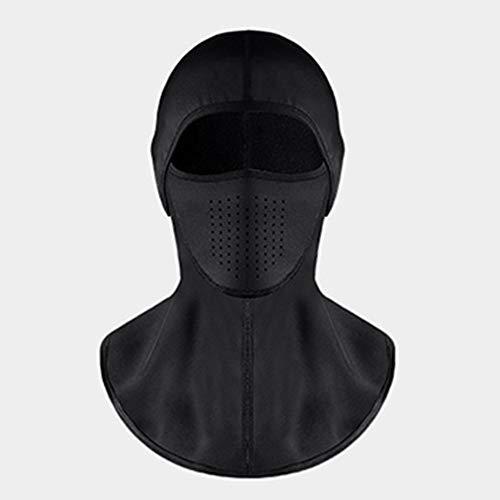 HHORD Máscaras De Esquí A Prueba De Viento - Máscaras para El Frío - Máscaras para Esquiar, Esquiar, Motocicletas Y Clima Frío En Deportes De Invierno,B