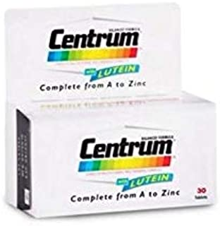 Centrum Lutein Tablets 30's