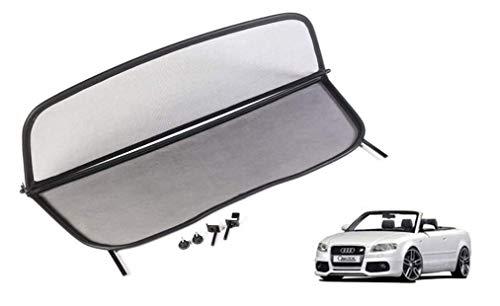 Deflettore aria per Audi A4 B6/B7 | 2002-2009 | Paravento per decappottabili | Frangivento