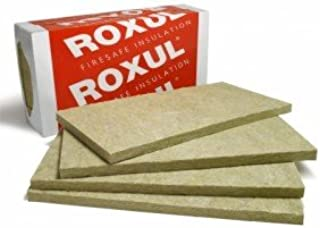 Rockwool Acoustic Mineral Wool Insulation 60-6lbs per sheet 48