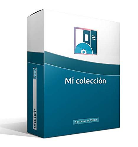 Mi colección | programa multiusuario