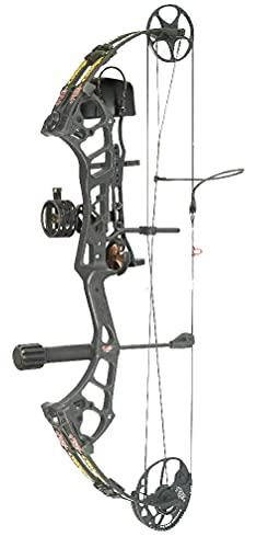 PSE Bow Stinger MAX RTS PKG RH 55lb Black