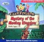 ClueFinders: Mystery of Monkey Kingdom (Jewel Case) (輸入版)